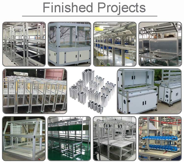 aluminum extrusion projects