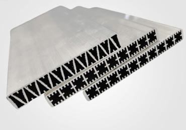 aluminum flat tube