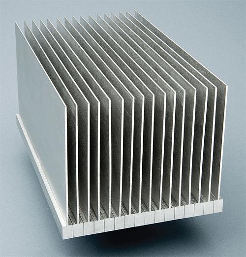 Heat sink structure