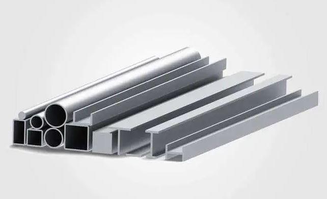 Standards aluminum extrusion profile