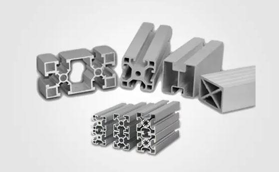 Aluminum profile extrusion