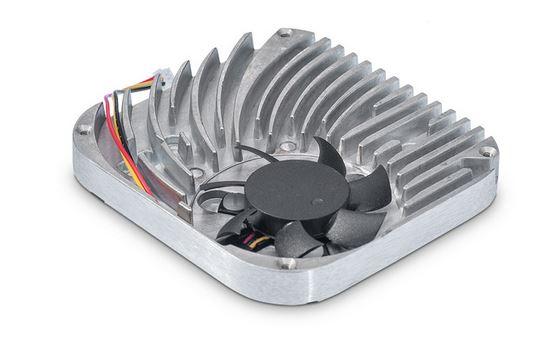 Die cast aluminum heat sink